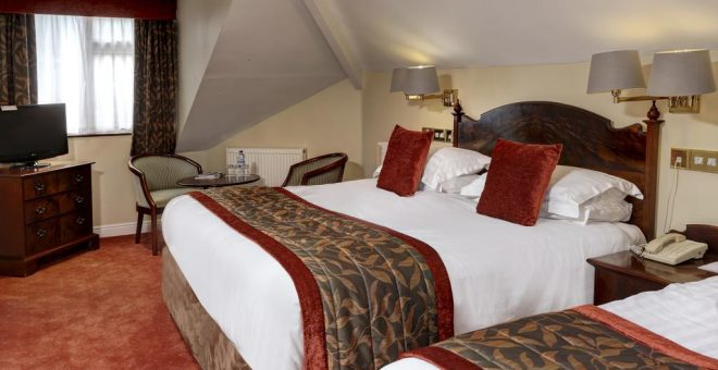 Best Western Lee Wood Hotel Buxton