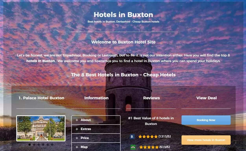 Buxton Hotels