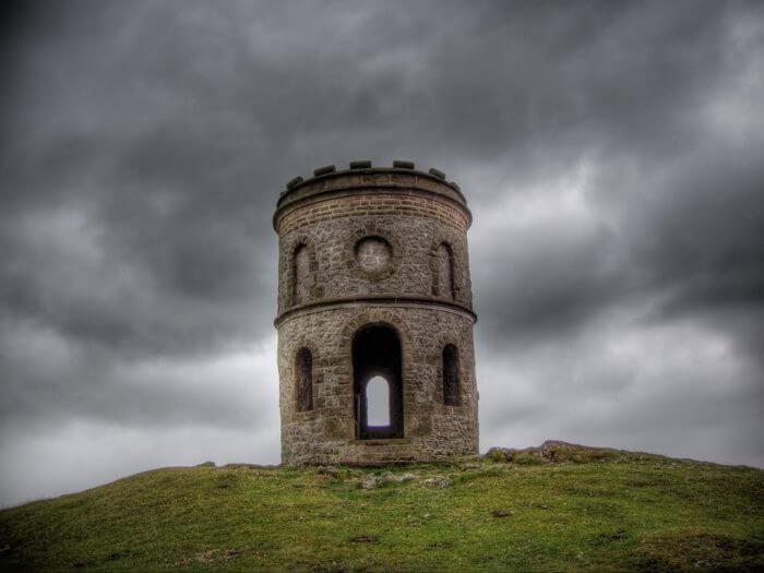 Solomon's temple Buxton
