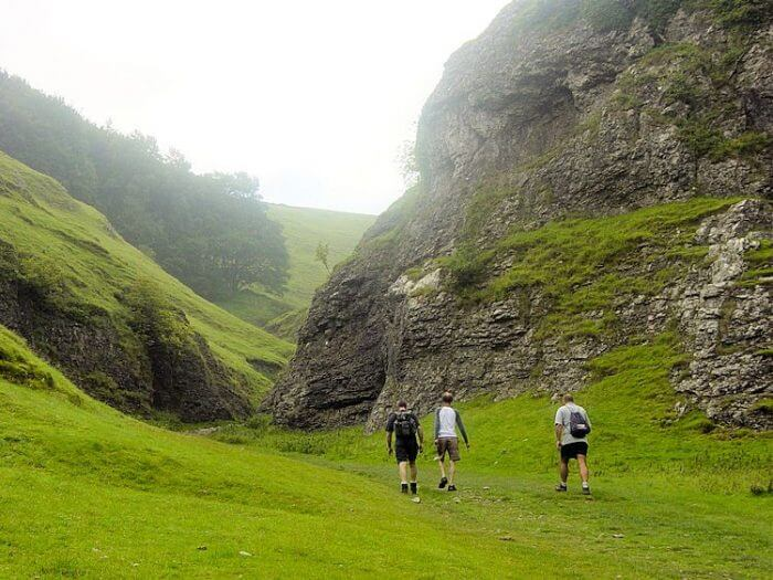 Walks in Buxton and Derbyshire