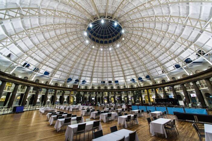 The Devonshire Dome